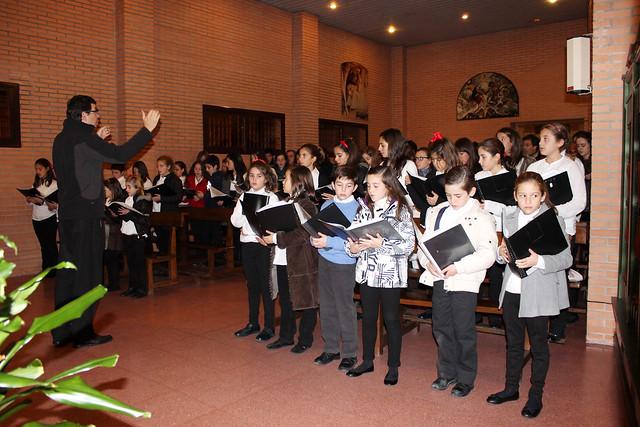 Concierto Coro Colegio Kolbe
