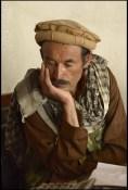 A Wakhi man of Qala e Panja © Bernard Grua