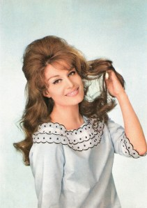 Dalida | French Postcard By E.D.U.G., No. 148. Photo: Sam Lé… | Flickr