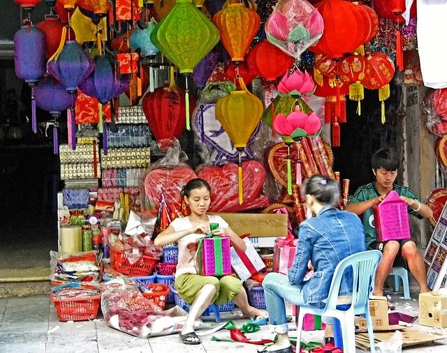 Hanoi . Packaging