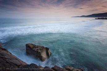 Sandwood Bay at Dawn