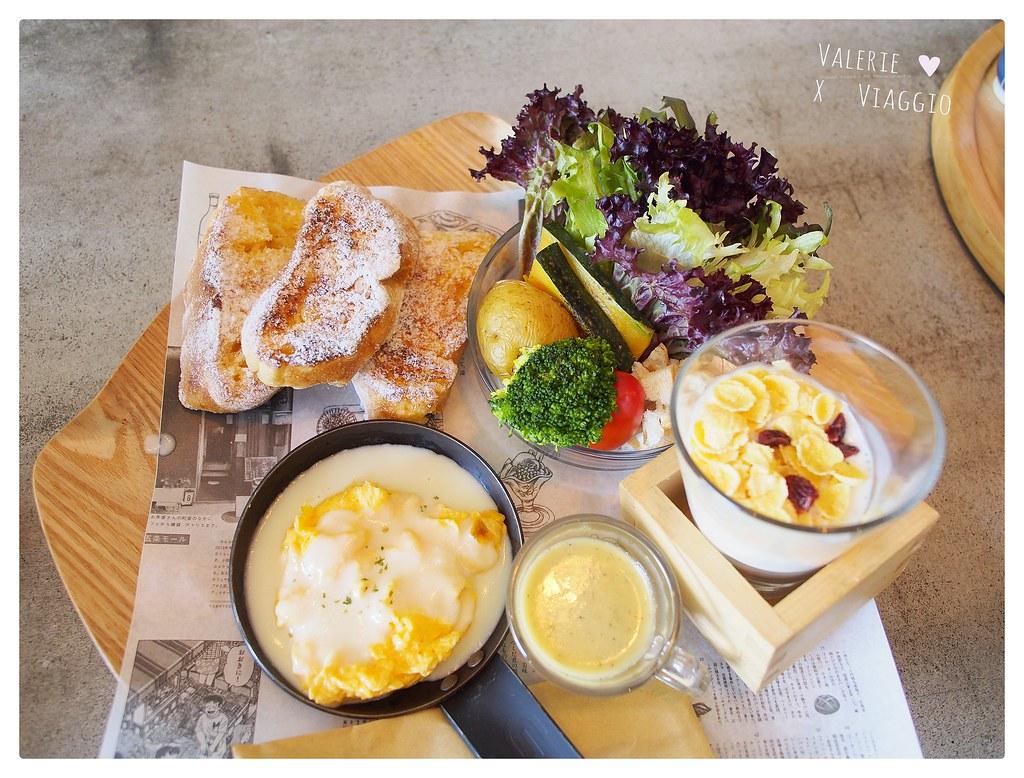初日,初日珈啡早午餐,高雄早午餐 @薇樂莉 Love Viaggio | 旅行.生活.攝影