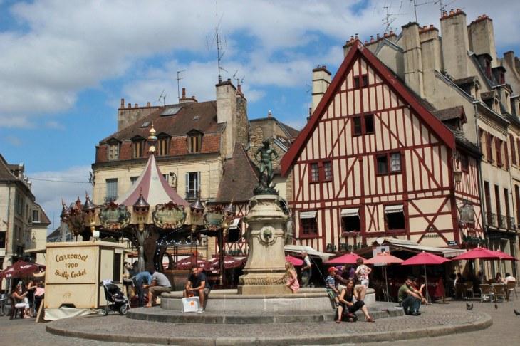 Place François Rude Dijon | Norberte Vazquez | Flickr