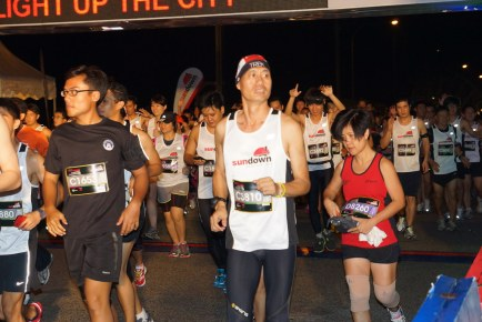 Sundown Marathon 2013