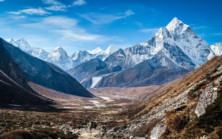 second highest mountain range