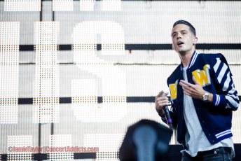 G-Eazy @ Pemberton Music Festival - July 16th 2015