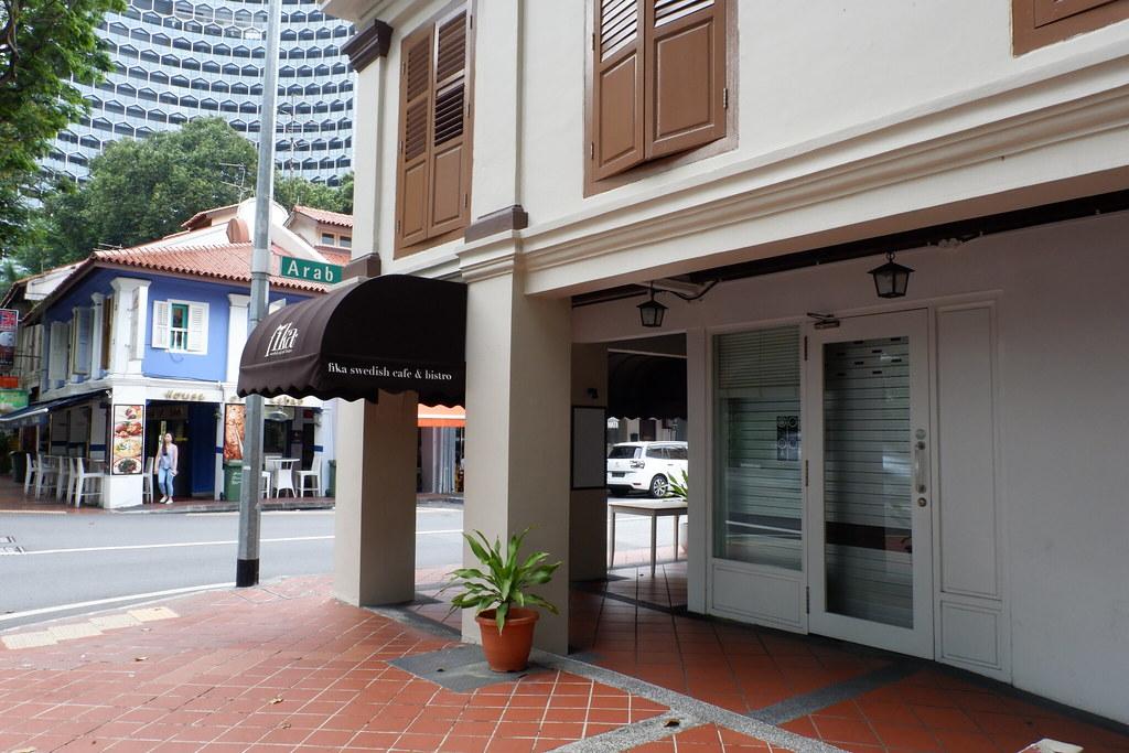 Coffee Shop at Arab Street
