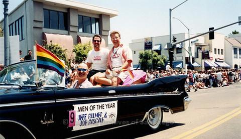 San Diego LGBTQ Pride Parade, 1997