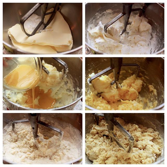 Choc Chip Vanilla Cream Hamantaschen- 40
