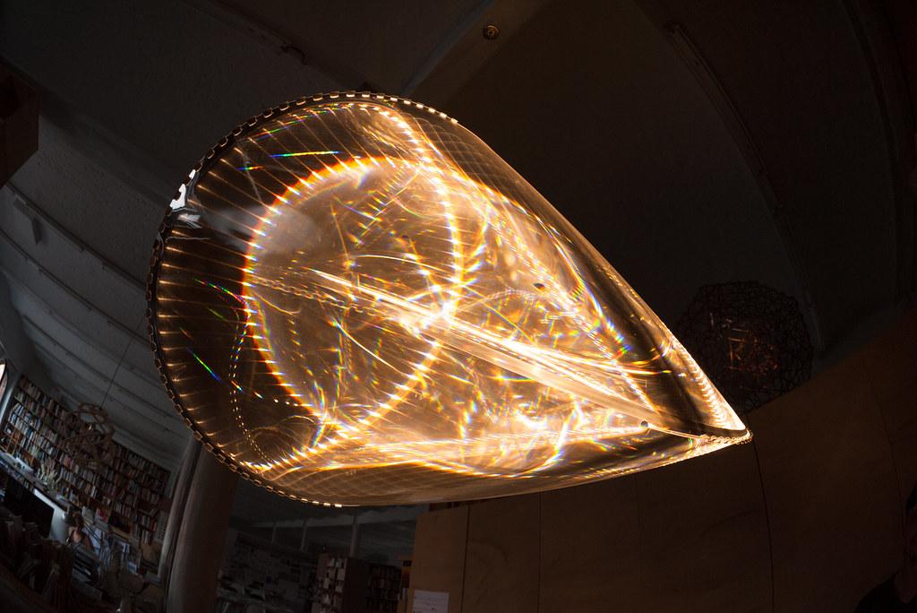 Lenticular Lamp Studio Olafur Eliasson Ryan Alexander