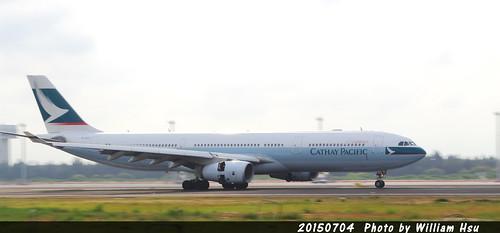 國泰航空 波音777-300 追焦   國泰航空有限公司(英語:Cathay Pacific Airways Limit…   Flickr