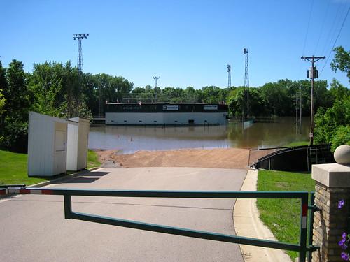 Athletic Park - Baseball Field