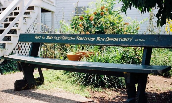 Temptation/Opportunity