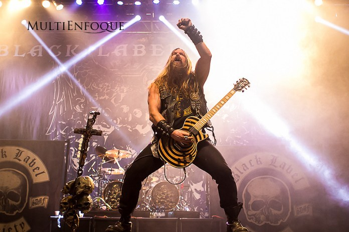 Black Label Society Coming to Winnipeg March 10, 2020