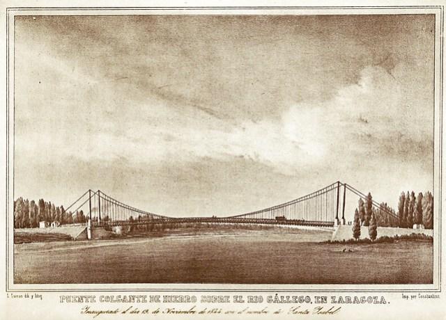 Puente de Santa Isabel 1844