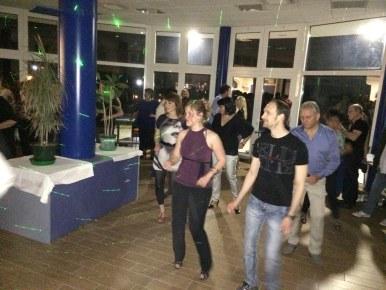 SalsaRikamo festa Lega Navale Monfalcone