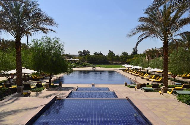 Mena House Swimming Pool