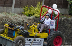 Pendleside Tractor Run 2014