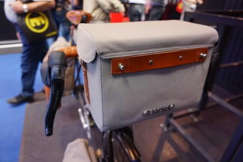 Eurobike 2014: Isle Of Skype handlebar bag