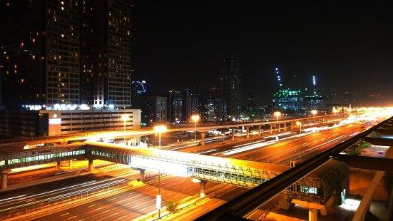 Dubai - Bin Zayed highway