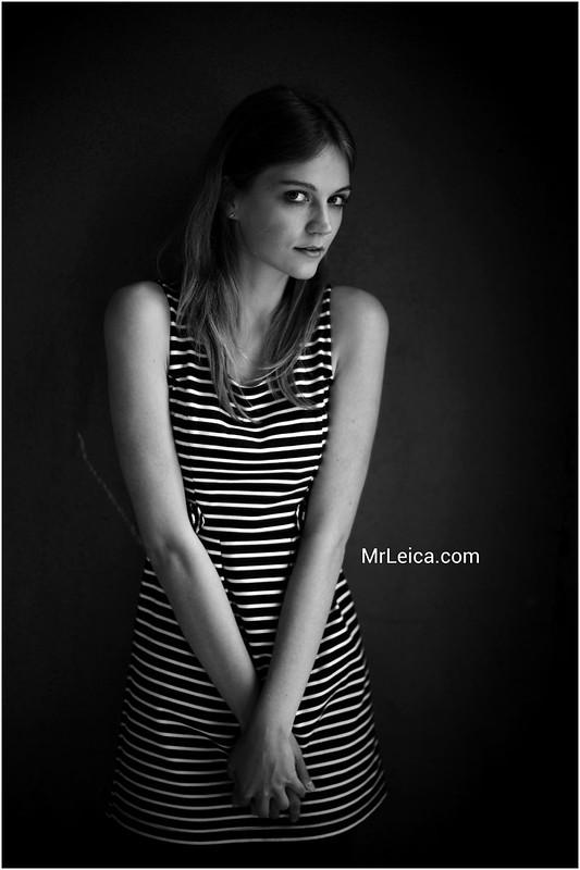 Available Light Portrait