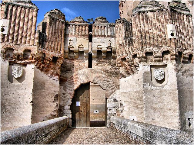 3831-Castillo de Coca (Segovia)