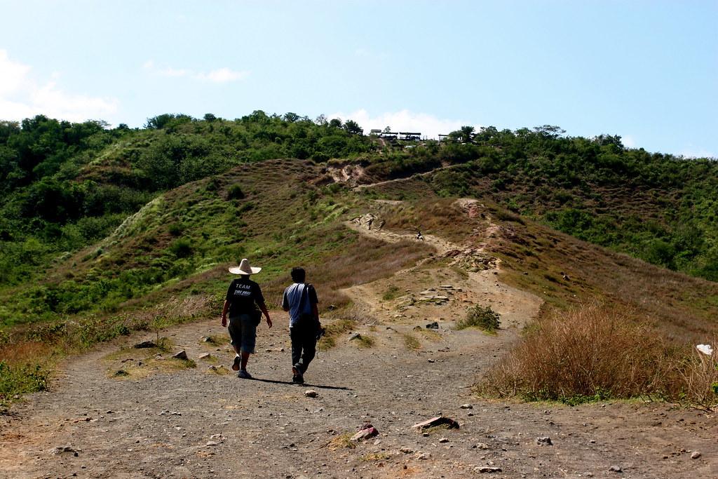 Taal Volcano Hike - 4