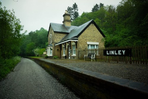 Linley station house