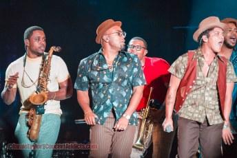 Bruno Mars @ Squamish Valley Music Festival - August 8 2014