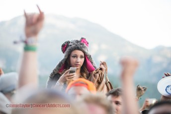 Crowd - Day 1 @ Squamish Valley Music Festival - August 8 2014 - 0609