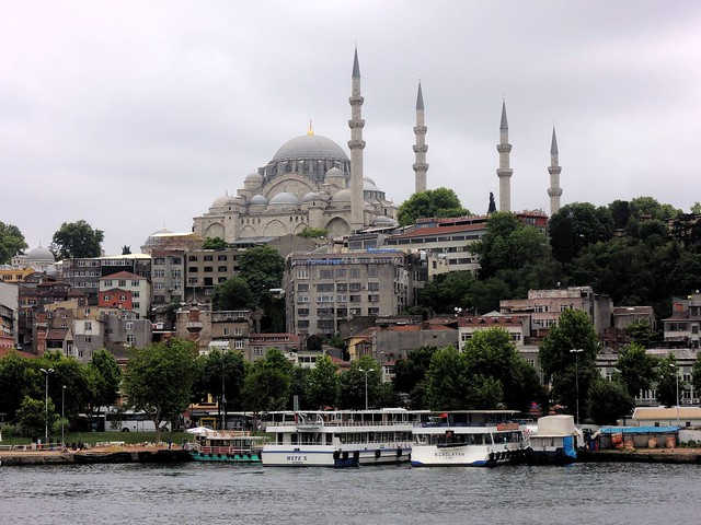 Sülemaniye Camii by bryandkeith on flickr