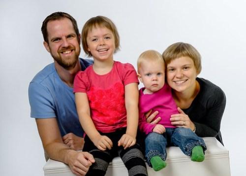 Familjefotografering 2014