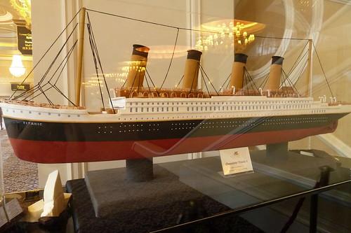 Chocolate Titanic
