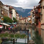 Viajefilos en Suiza, Annecy 01