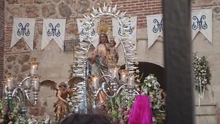 Nuestra Señora del Rosario Coronada