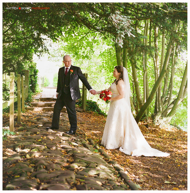 Film Photography Wedding Photographer