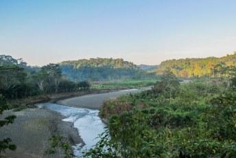 En tenslotte, Parque Nacional Corcovado.