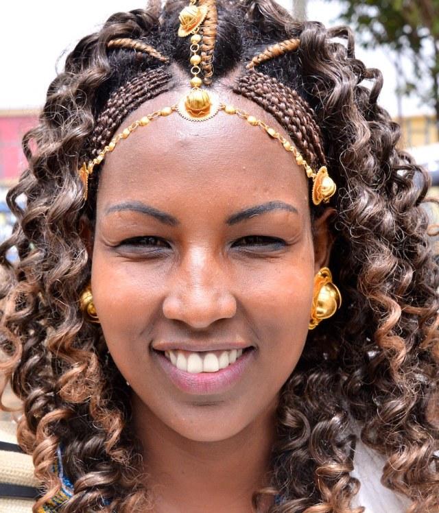 traditional hairstyle, tigray, ethiopia | rod waddington