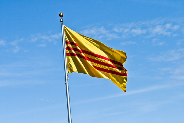 2010 - 04 - 04 - RVN flag