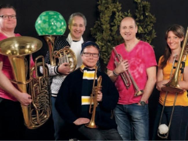 Årstiderna med Cusellkvintetten