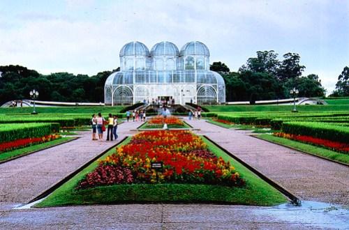 Jardim Botânico, Curitiba | Botanical Garden
