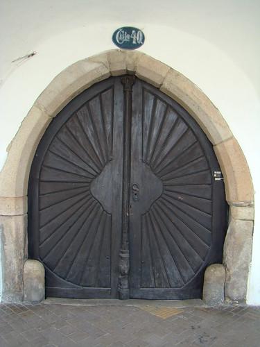 Telc puertas Chequia 16
