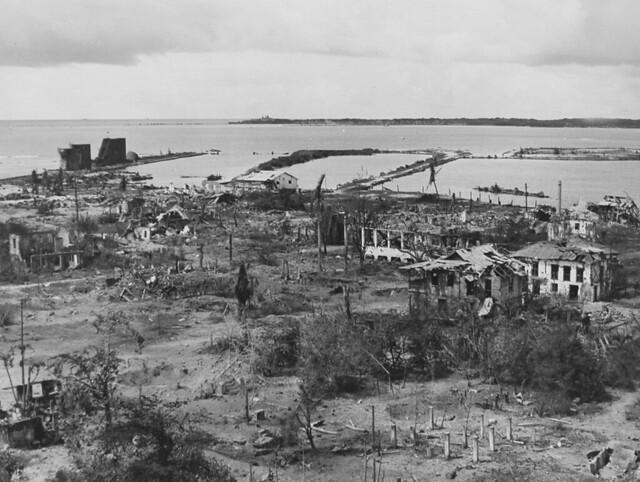 Sumay in Ruins, 1944