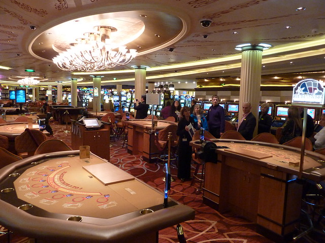 Celebrity Eclipse Tour: Casino