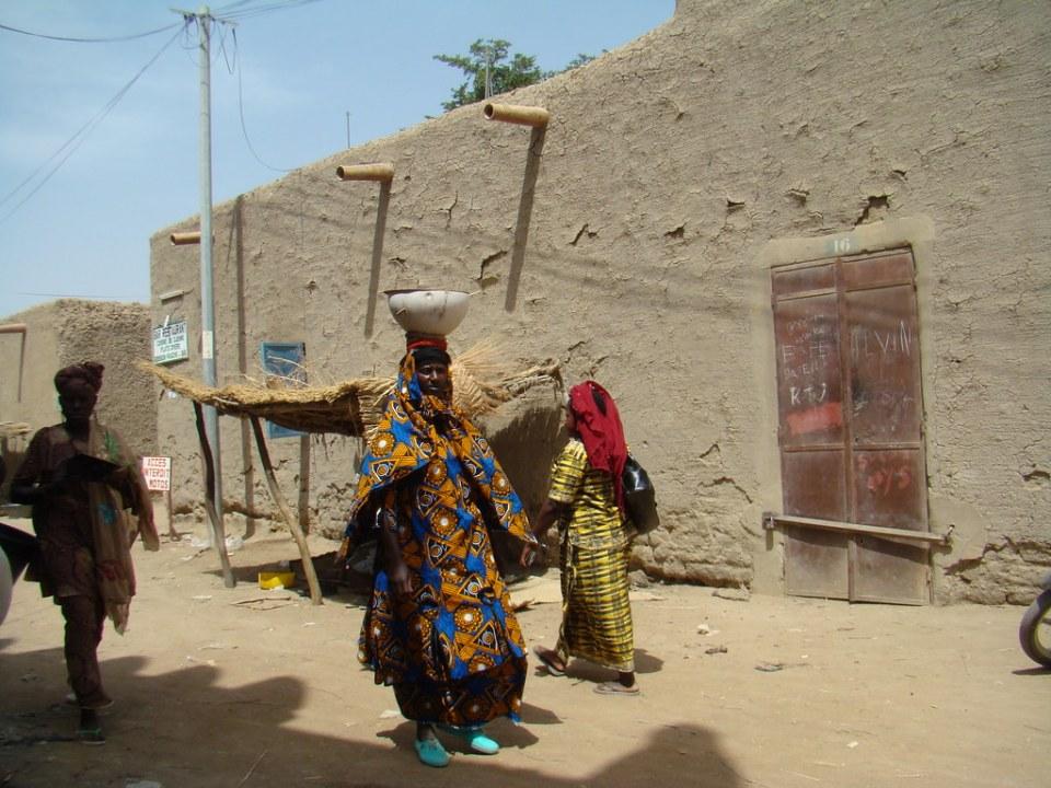 Djenne su gente people Mali 60