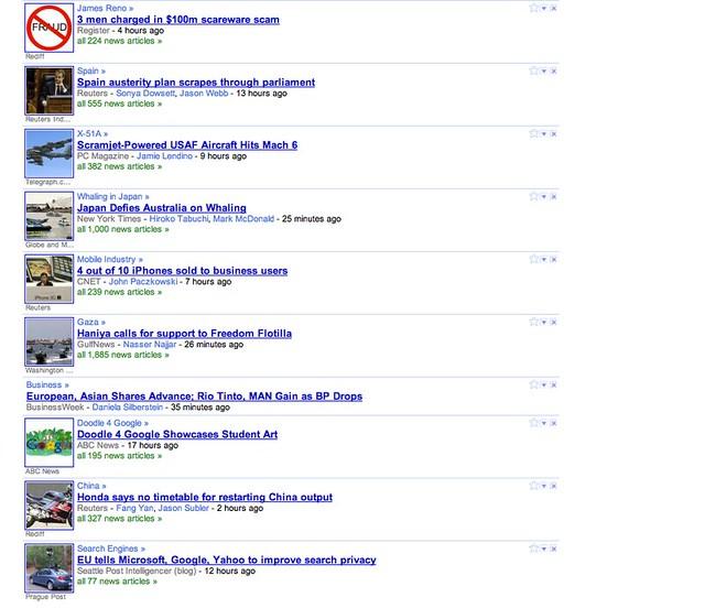 Google News Ui Update Www Seroundtable Com Archives 022286 Flickr