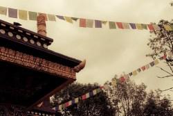 Monasteries At Sikkim photo