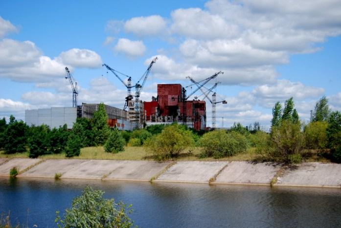 central nuclear chernobyl ubicacion