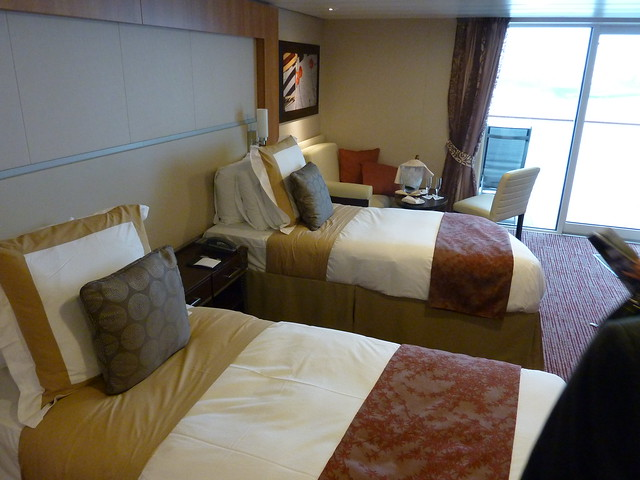 Celebrity Eclipse Standard Suite (3)
