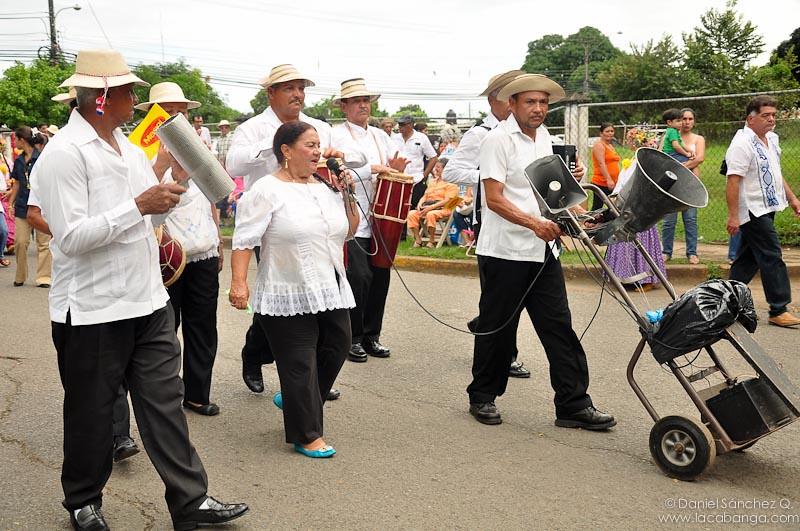 Sonidos del desfile
